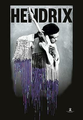 """Jimi Hendrix Flagge / Fahne """"dripping"""" Poster Flag Posterflagge"""