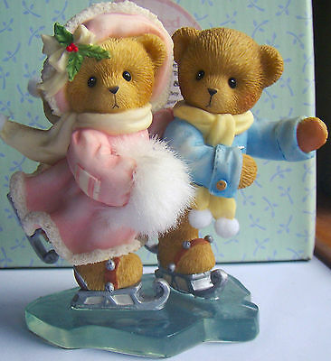 Cherished Teddies Monika & Joerg