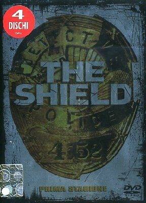 The Shield - Stagione 1 [4 Dvd] SONY PICTURES