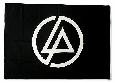 """Linkin Park """"symbol"""" Band Flag New Official Adult"""