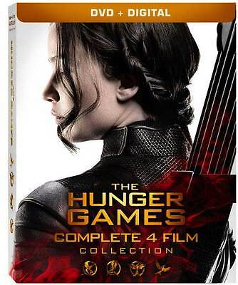 Hunger Games - Complete Collection (4 Dvd) UNIVERSAL PICTURES