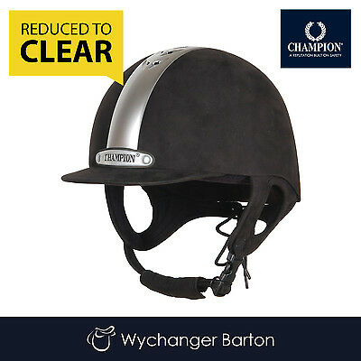 Champion Ventair Riding Hat (Black) CLEARANCE