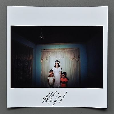 Peter van Agtmael Magnum Archival Photo Print 15x15 Afhanistan 2008 Signed Signé
