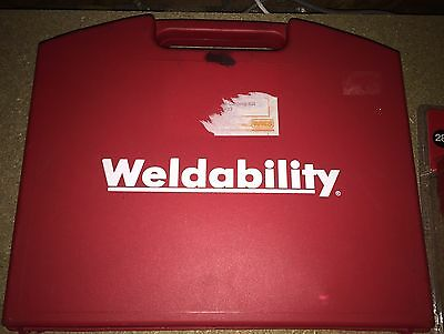 Weldability Portable Type 3 Welding And Cutting Kit (Bbhdkit)