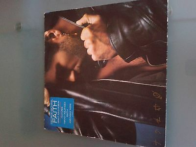 "Lp George Michael ""faith"""