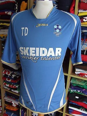 ISSUE Shirt Follo FK (L) Legea Shirt Norway Trikot Maglia Tom Dent Training