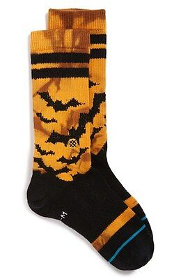 Stance 1415 Guano Big Kid Socks Sz L (2-5.5)