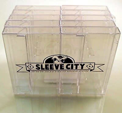 Clear Norelco Cassette Case (25 Pack)