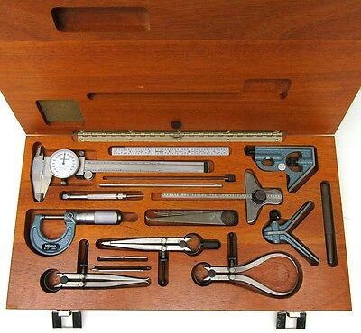 NEW, OLD STOCK MITUTOYO 950-906 No. 3 TOOL SET