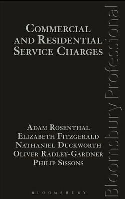 Commercial and Residential Service Charges by Adam Rosenthal 9781847669858