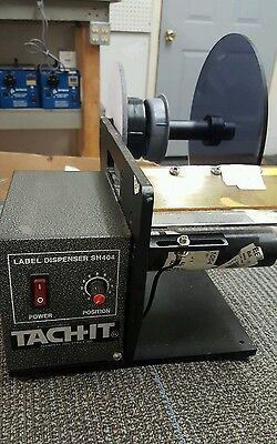 Ultrasource Sh-404Tr Automatic Label Dispenser Machine, Tach-It 404