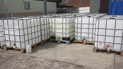 IBC tanks water container storage butt 1000l