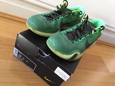 Nike Kobe X Basketball Shoes Us 13 With Box Authentic