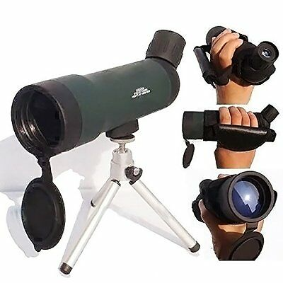 High-power Astronomical spotting scope 20X50 Monocular Telescopes with Tripod