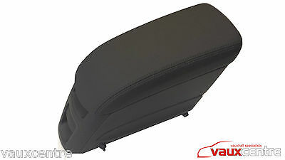 Genuine New Vauxhall Meriva B (2010+) Black Front Tunnel Arm Rest 13346534