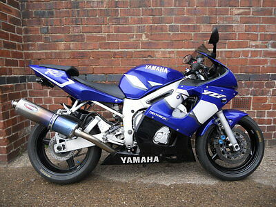 Breaking Yamaha R6 1999 - 02  - Used Complete Gearbox - £139.99 - Good