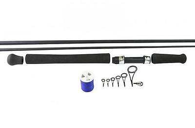 Alps Complete Fishing Rod Building Kit - 7' 2 Pce Spin Rod Building Bundle