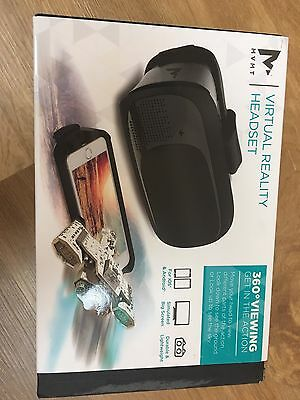 Mvmt Virtual Reality Headset. 360 Viewing Brand New In Box