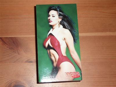 Vampirella Gallery - Complete 72 Card Base Set - Topps 1995 - Tall Format Cards