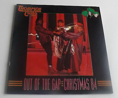 The Thompson Twins Out Of The Gap Christmas 1984 Concert Tour Programme
