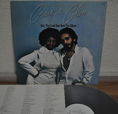 Celia Cruz Willie Colon Only They Could Have Made This Album Japan LP FDX-386