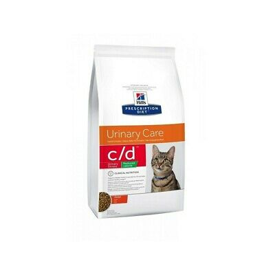 HILL S prescription diet c/d feline multicare reduced calorie secco pollo 4kg.
