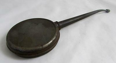 Vintage Pancake Oil Oiling Can for Machines or Sewing Machine Antique