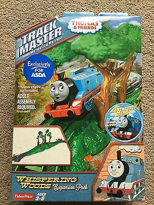 BNIB Thomas The Tank Engine Trackmaster Expansion Pack Whispering Woods
