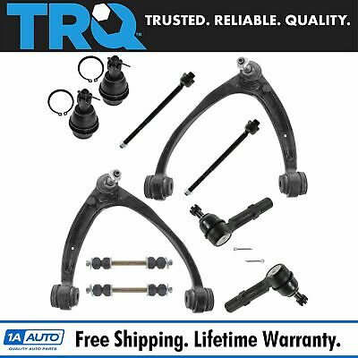 Ball Joint Fits Kia Sportage New Lower Control Arms Inner Outer Tie Rods 8