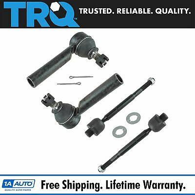 for 2010-2015 Toyota Prius Sankei Made in Japan Outer Tie Rod End Set of 2