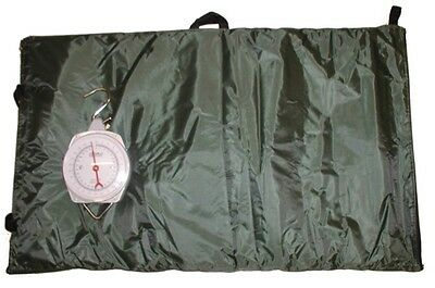 Dennett Specimen Unhooking Mat/Weigh Sling Q190 (Scales Not Included) Fishing