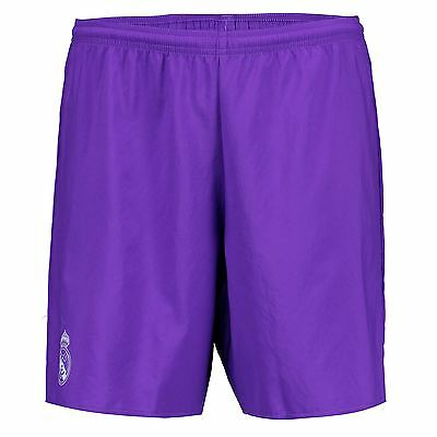 adidas Mens Gents Football Soccer Real Madrid Away Shorts Bottoms 2016-17