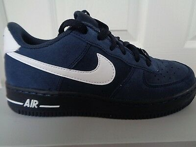 outlet store db024 6c510 Nike Air force 1 (GS) trainers sneakers 314192 407 uk 5 eu 38 us