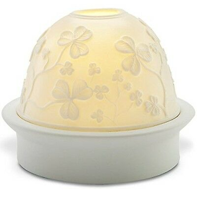 Shamrock Dome Lamp by Lenox
