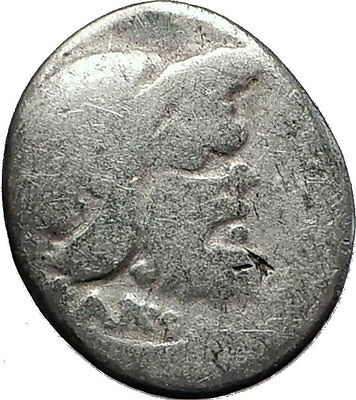 Roman Republic 90BC Pan Jupiter Authentic Ancient Silver Roman Rome Coin i58835