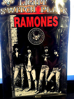 RAMONES Light Switch Plate Wall Cover - NEW!  The Presidential Seal Home Decor