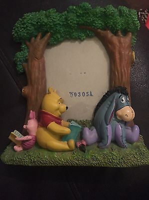winnie the pooh picture frame