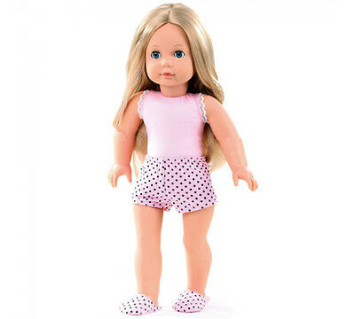 "Gotz Precious Day Jessica to Dress Blonde 18"" Doll"
