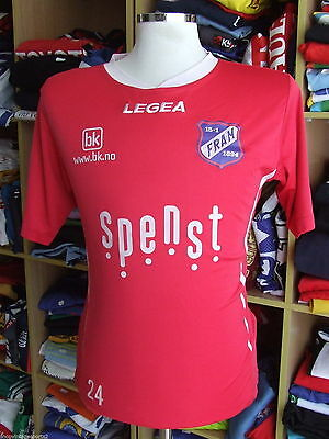 Shirt IF Fram Larvik (M) Training Legea Jersey Trikot Norway Maglia
