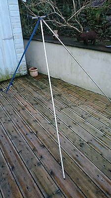 6Ft Sea Fishing Tripod for 2 Rods