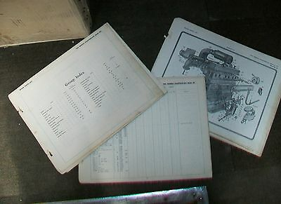 MORRIS FOURTEEN SIX SERIES III ILLUSTRATED PARTS LIST.c1938