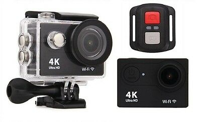 """H9R Ultra 4K Waterproof with Remote WiFi HD 1080P 2.0"""" Action Camera Camcorder"""