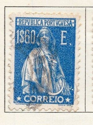 Portugal 1917-25 Early Issue Fine Used 1.60E. 129012