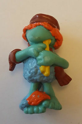 Jim Henson's Fraggle Rock - Boober Figure - From 1980's.