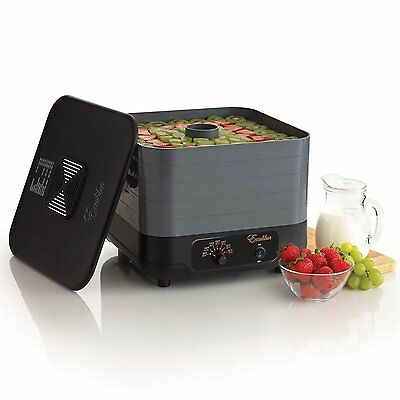 Excalibur 5-Tray Stackable Dehydrator [Energy Class A+]