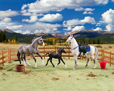 Breyer Horse Classics Collection #61098 Heroes of the West - New Factory Sealed