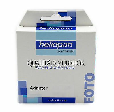 Heliopan Adapter 141  72mm - 77mm BRASS Step Up Ring   MPN: 700141