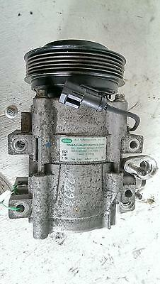 Ford Escape Zd 2.3  Air Conditioning Compressor, 04/08-01/12