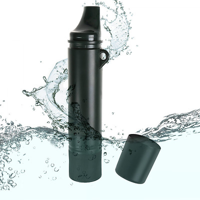 IDEAPRO Camping Hiking Personal Water Filter Outdoor Survival Tool Water Purifie