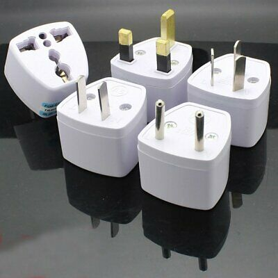 Universal Travel Power Plug Socket Adapter Converter US/AU/EU/UK/DE/CN/SA to All